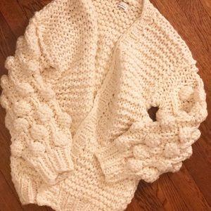 Sweaters - Pom Pom sweater
